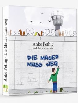 Die Mauer muss weg (E-Book)
